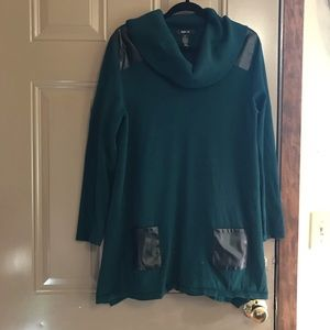 ⭐️4/$25 Style & Co Oversized Turtleneck Sweater